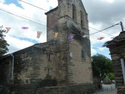 Majaelrayo - Pueblos arquitectura negra; sandalias senderismo